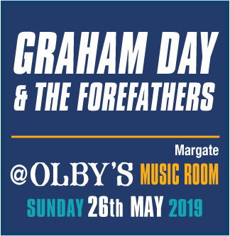 Graham Day & The Forefathers - tickets